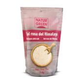 SAL ROSA DEL HIMALAYA - NATURGREEN - No refinada