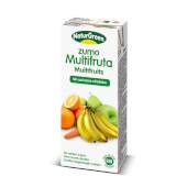 ZUMO MULTIFRUTAS BIO - NATURGREEN - Zumo ecológico