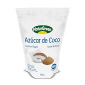 AZÚCAR DE COCO BIO - NATURGREEN  - Edulcorante natural
