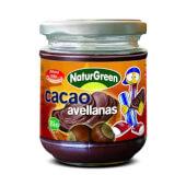 CREMA CACAO AVELLANAS BIO - NATURGREEN