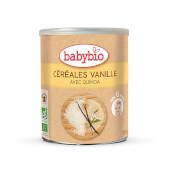 BABYBIO CEREALES VAINILLA - A partir de los 6 meses