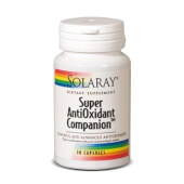 SUPER ANTIOXIDANT COMPANION - SOLARAY