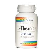 L-TEANINA 200mg - SOLARAY - Reduce el estrés