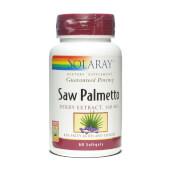 Saw Palmetto favorece el bienestar de la próstata.