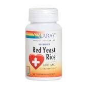 LEVADURA ROJA DE ARROZ - SOLARAY - Combate el colesterol