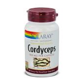 CORDYCEPS - SOLARAY - Combate el estrés y la fatiga