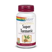 SUPER TURMERIC (CÚRCUMA) - SOLARAY