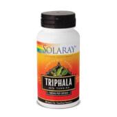 TRIPHALA - SOLARAY - Cuidado natural de tu sistema digestivo