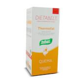 Dietabelt Thermofat Quema actúa sobre el metabolismo de las grasas.