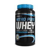 Nitro Pure Whey de Biotech USA es una proteína de suero de leche sin gluten.