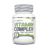 VITAMIN COMPLEX - BioTech USA - Excelente multivitamínico