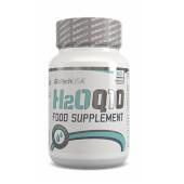 H2O Q10 está formulado a base de coenzima Q10 y vitaminas con capacidad antioxidante.