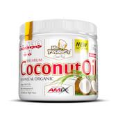 El Aceite de Coco es perfecto para freír.