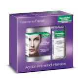 Kit Lift Effect Antiarrugas Día + Lift Effect Sérum Reparador reduce visiblemente las arrugas.