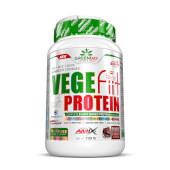 Vegefiit Protein es una combinación de proteínas de origen vegetal.