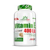 Vitamin E 400 I.U. LIFE+ contiene una alta concentración de vitamina E.