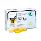 ActiveComplex Fish Oil rico en ácidos grasos omega 3.