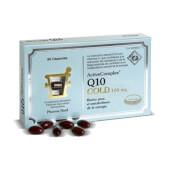 ActiveComplex Q10 Gold es bueno para el metabolismo de la energía.