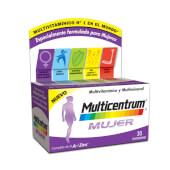 MULTICENTRUM MUJER - Multivitamínico especial para la mujer