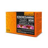 Kondrosamina SOS Move aumenta la flexibilidad articular.