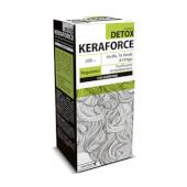 Keraforce Detox elimina las impurezas del cabello.