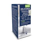 Melatonox Rapid Spray Bucal favorece un sueño reparador.