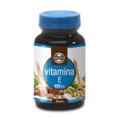 Vitamina E 400 UI tiene gran poder antioxidante.