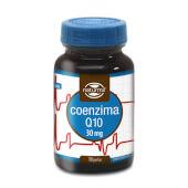 Cuida de tu salud con Coenzima Q10 30mg de Naturmil.