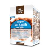 Fortalece tu cabello y uñas con Cabello y Uñas Complex de Naturmil.