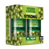 Con Café Verde Strong pierde peso de forma rápida y eficaz.