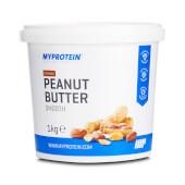 Mantequilla de Cacahuete de Myprotein es fuente de proteínas.