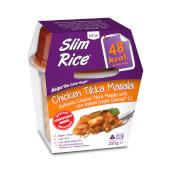Slim Rise Chicken Tikka Masala está elaborado con harina de Konjac.