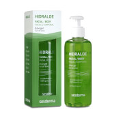 Hidraloe Gel de Aloe es ideal para pieles sensibles.