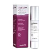 Fillderma One Crema Rellenadora de Arrugas tiene un efecto tensor.