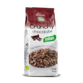 Empieza el día con energía con Crunchy Chocolate.