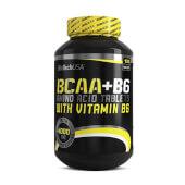 BCAA + B6 - BIOTECH USA - Protege tu masa muscular