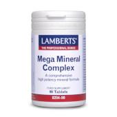 MEGA MINERAL COMPLEX - LAMBERTS - Apto para vegetarianos