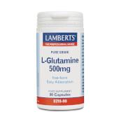 L-GLUTAMINA 500mg - LAMBERTS