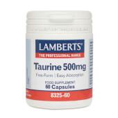 TAURINA 500mg - LAMBERTS