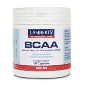 BCAA - LAMBERTS - Aminoácidos ramificados en forma libre