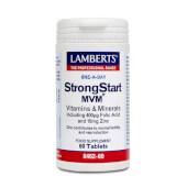 STRONGSTART MVM - LAMBERTS - Vitaminas y minerales
