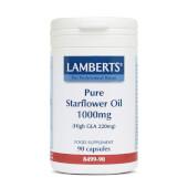 Aceite de Borraja de Lamberts es una fuente excepcional de ácido gamma-Linolénico.