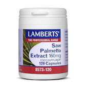 EXTRACTO DE SAW PALMETTO 160mg - LAMBERTS