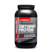 Performance Diet Whey Protein de Lamberts favorece la pérdida de peso saludablemente.