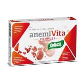 Anevita Complex combate y previene la anemia.