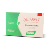 Dietabelt Glucomanana de Santiveri te ayuda a perder peso.