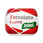 Ferrolato (Hierro) aporta hierro de fácil absorción.