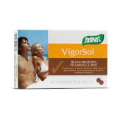 VIGOR SOL - SANTIVERI - Fórmula con beta-caroteno