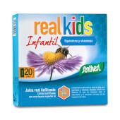 REALKIDS INFANTIL - SANTIVERI - Fórmula para niños