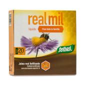 Real Mil Líquida contiene jalea real liofilizada.